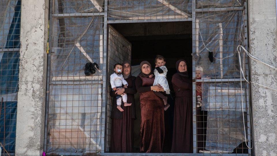Kdyby se nemusely starat o děti, bojovaly by proti ISIS