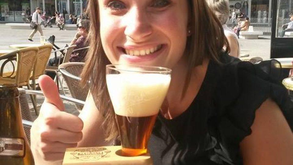 Klasické belgické pivo KWAK