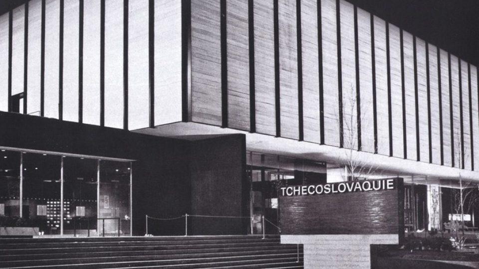 Československý pavilon na EXPO 76, Montreal