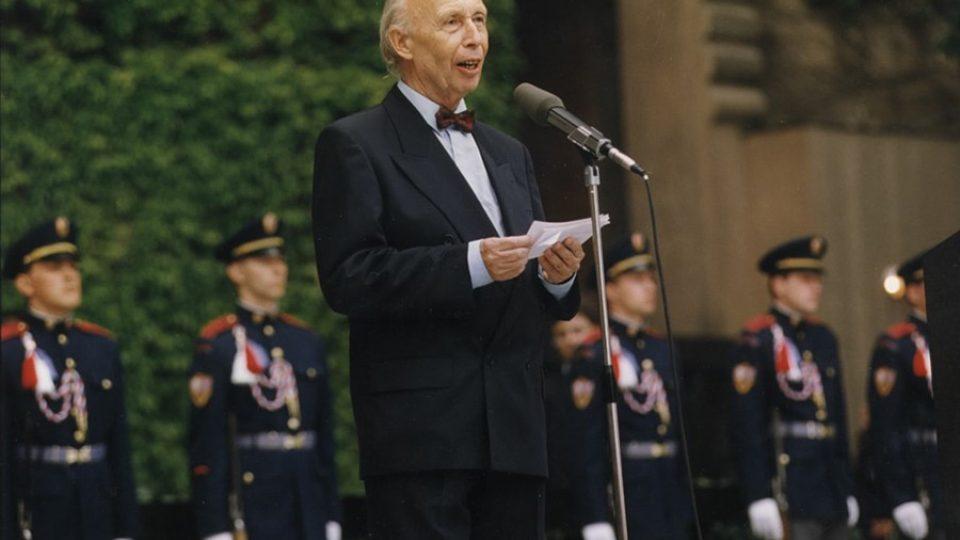 Architekt Miroslav Řepa