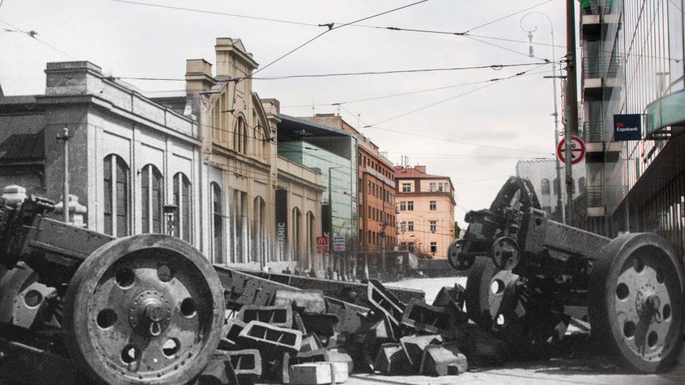Pražané během povstání umírali na místech, která třeba denně míjíte: Anděl, Praha 5