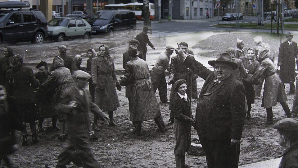 Pražané během povstání umírali na místech, která třeba denně míjíte: Terronská ulice, křižovatka Jugoslávských partyzánů a Čínské ulice, Praha 6