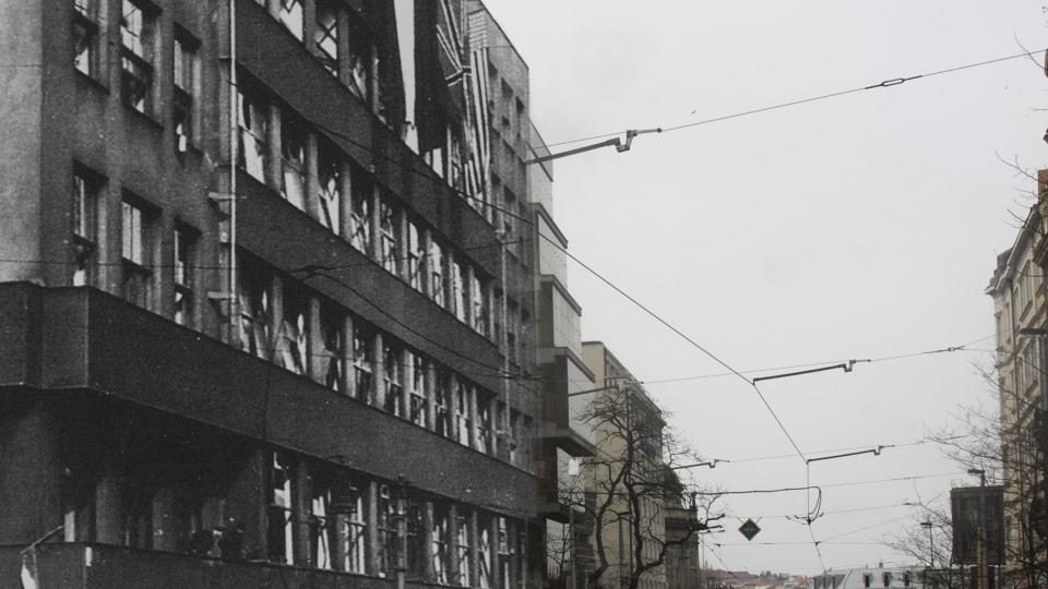 Pražané během povstání umírali na místech, která třeba denně míjíte: Vinohradská, Praha 2