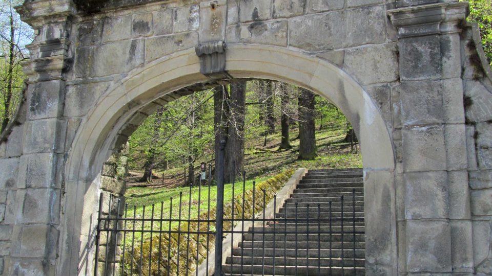 Hradní brána