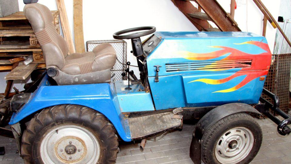 Traktor Škoda