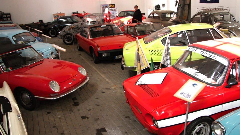 Vratislavické automuzeum