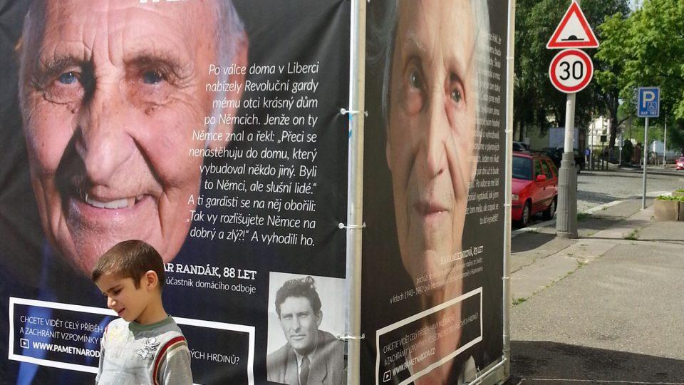 Oslav Osvobození 70 se podle odhadu pořadatelů zúčastnilo asi 15.000 lidí