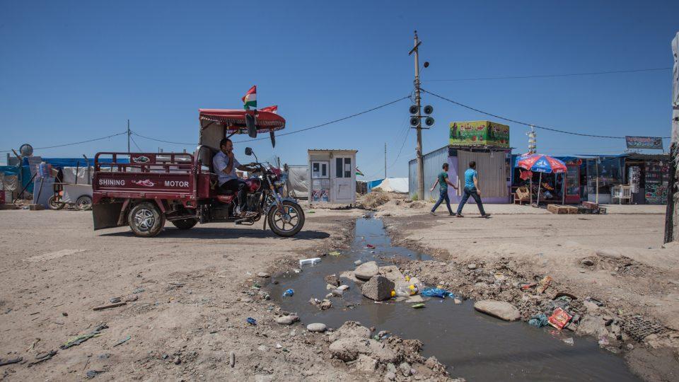 S tím, jak se válka prodlužuje a přibývá uprchlíků, klesají příděly potravin