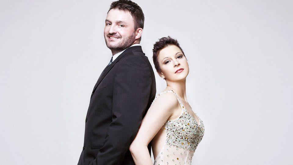 Jaroslav Petrouš a Daniela Pecinová