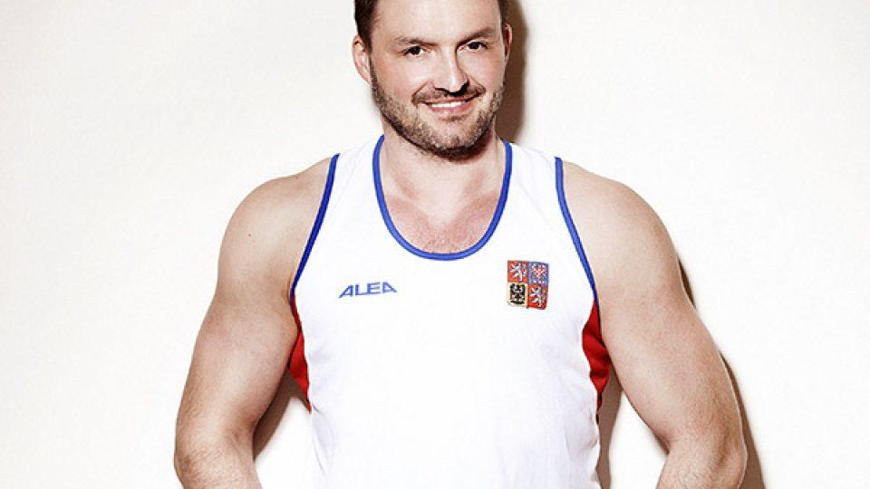 Sportovec Jaroslav Petrouš