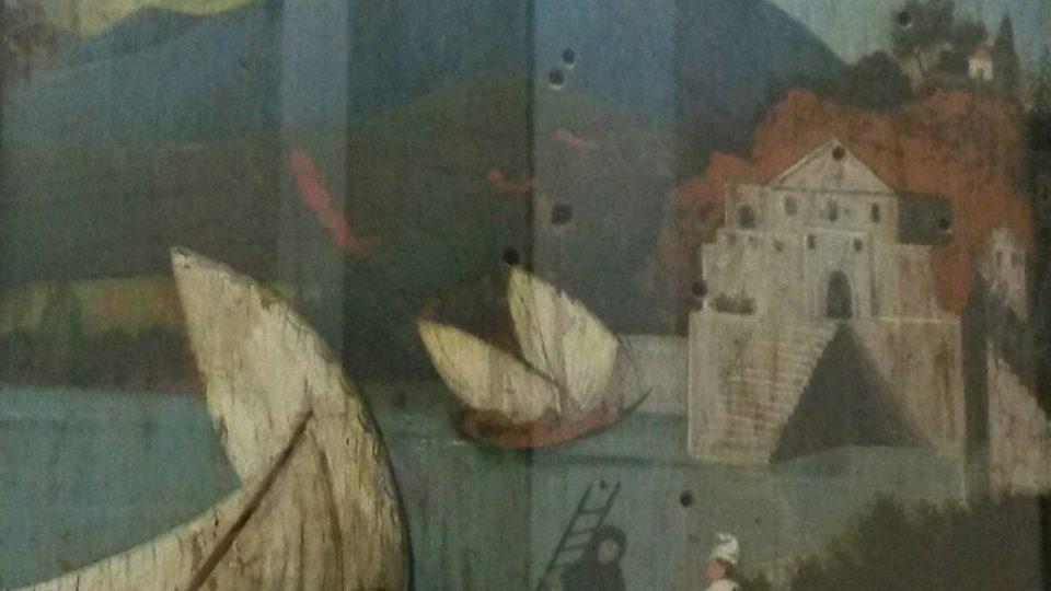 Na výstavě malovaných terčů ve Frenštátě pod Radhoštěm