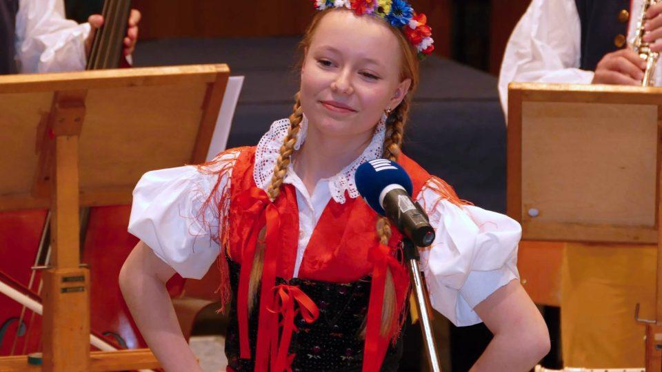 Anna Kubalová, Lišov