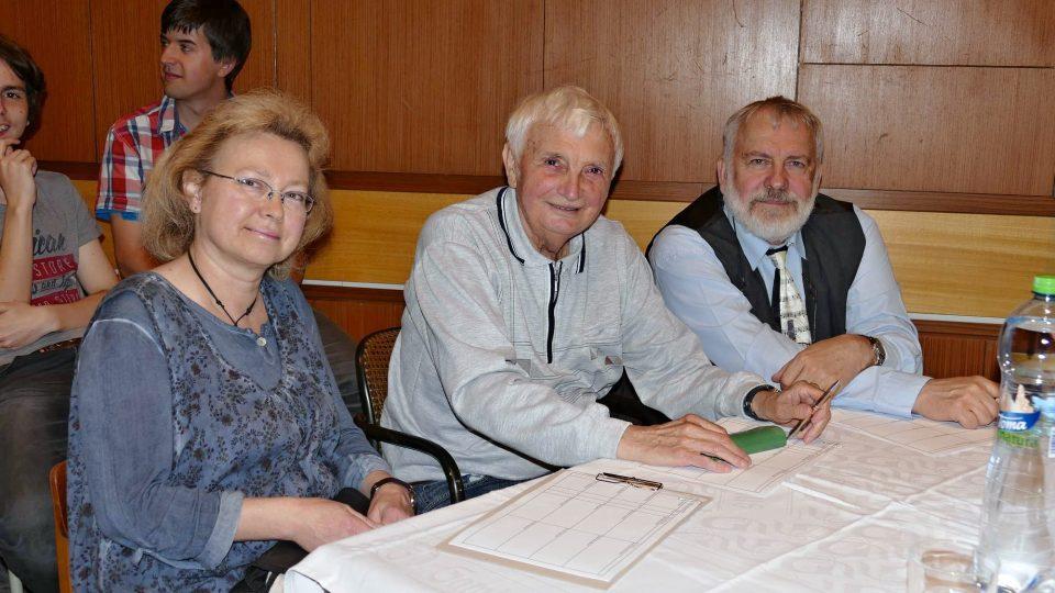 Odborná porota pracovala ve složení Zuzana Kmoníčková, Zdeněk Bláha a Josef Krček