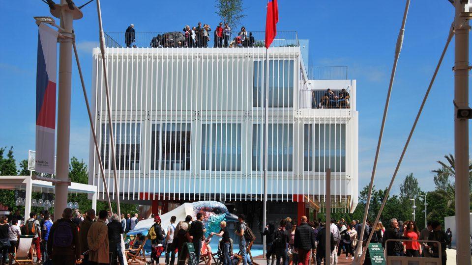Český pavilon na výstavě EXPO 2015