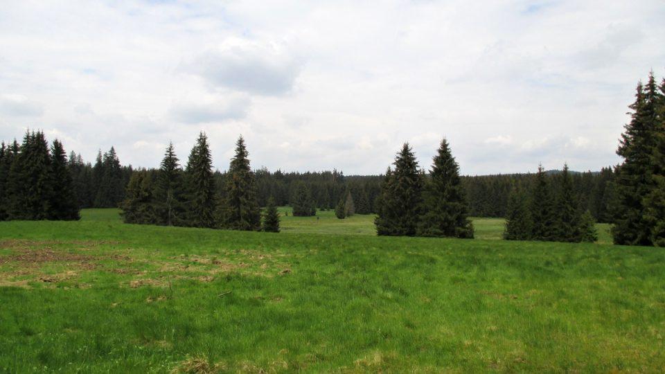 Součástí procházky jsou i krásná panoramata