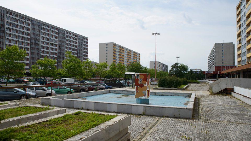Nefunkční bazének