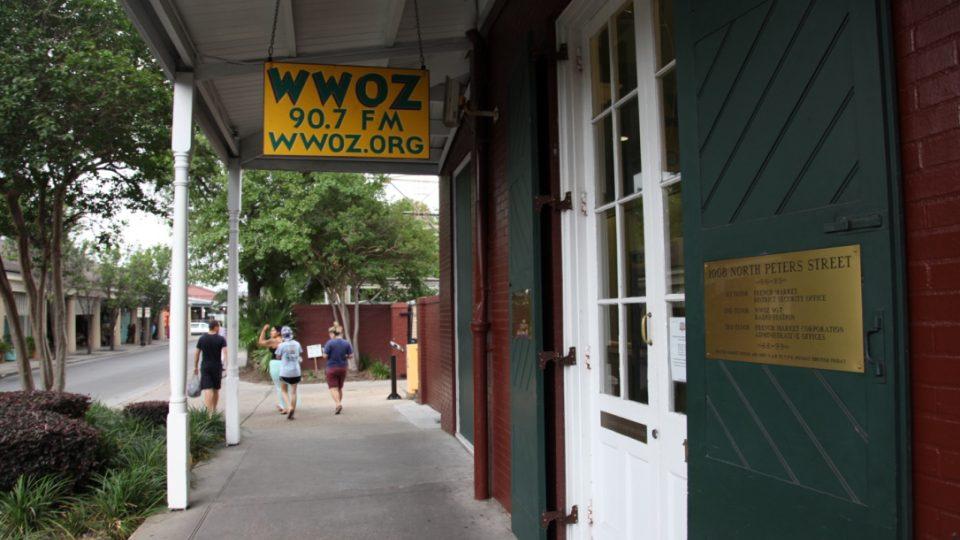 Lidé v New Orleans se často rádi chlubí podporou své stanice
