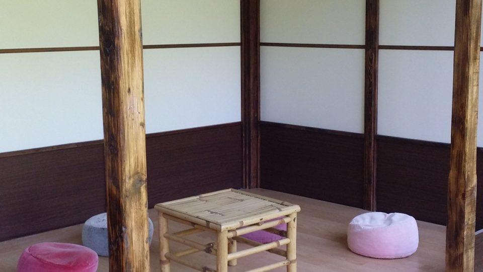 Japonský pavilon