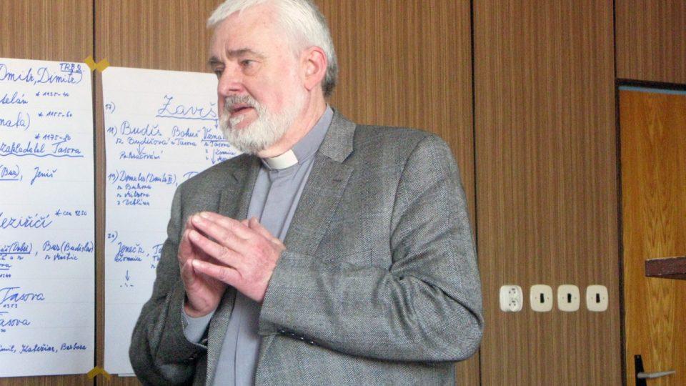 Farář Pavel Kryl