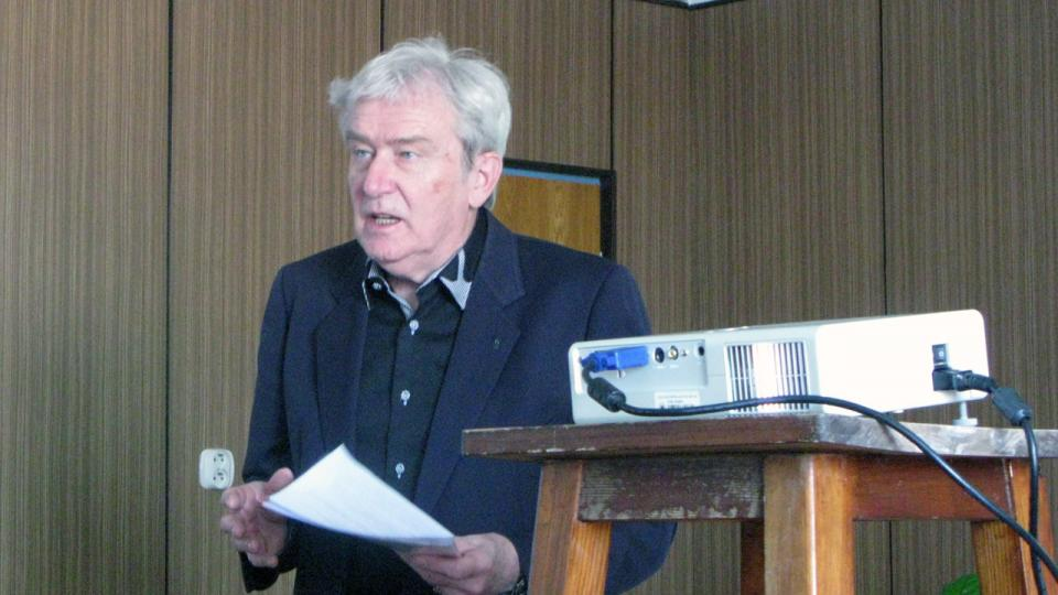 Prof. Josef Unger
