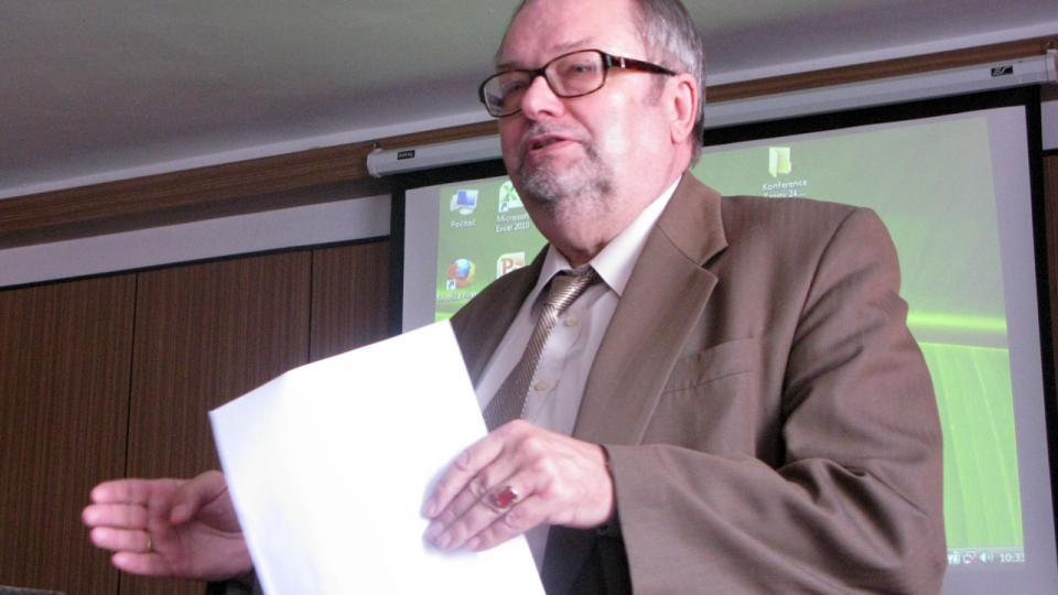 Doc. Jiří L. Bílý