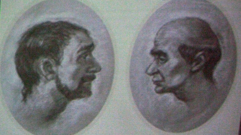 Předpokládaný vzhled pánů z Tasova