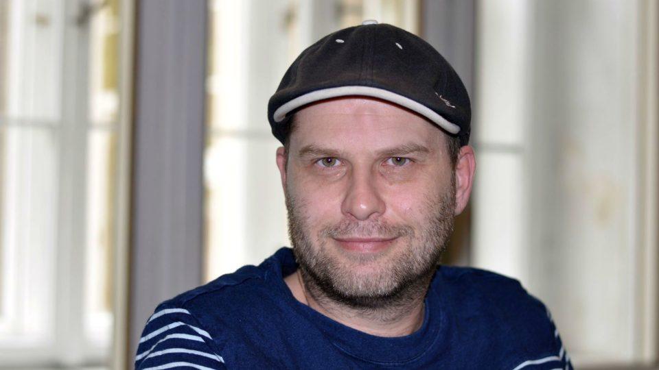 Ředitel smíchovského Švandova divadla Daniel Hrbek