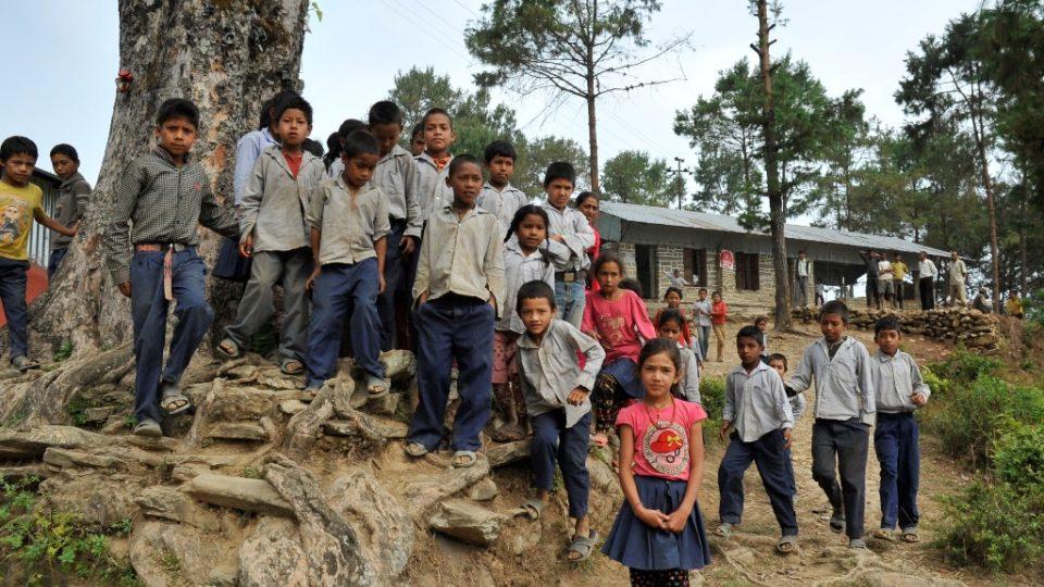 Bambusové školy se ukázaly jako zcela funkční. V Nepálu je stavěli Češi