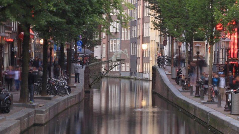Roboty vytisknou most v Amsterdamu