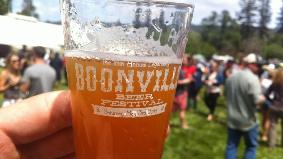 Pivní festival Boonvile