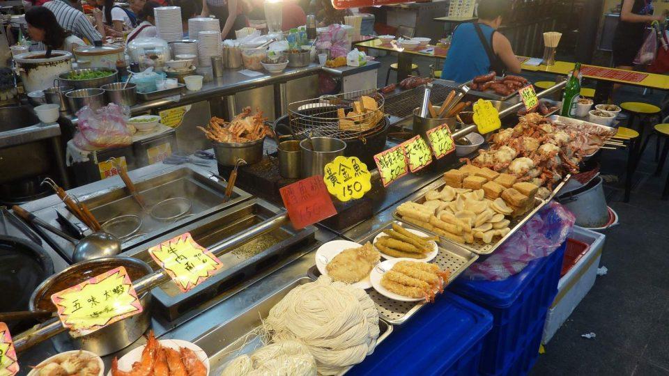 Taiwan nabízí spoustu kulinářských zážitků