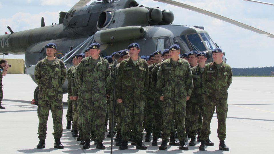 Vojáci, ilustrační foto