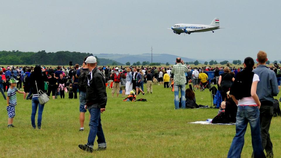 Letecká přehlídka Memorial Air Show 2015