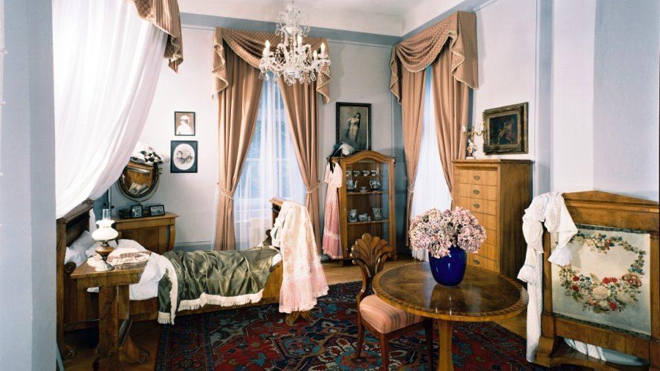 Dvořák býval častým hostem na zámku u své švagrové, dodnes máte během návštěvy dojem, že jsou majitelé stále přítomni