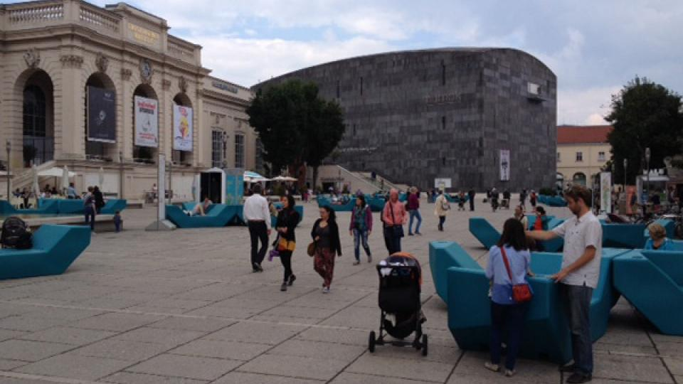 V Muzejní čtvrti najdete i muzeum přímo pro děti