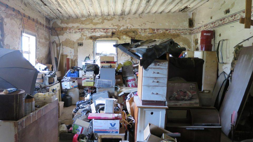 Nejstarší obytná místnost