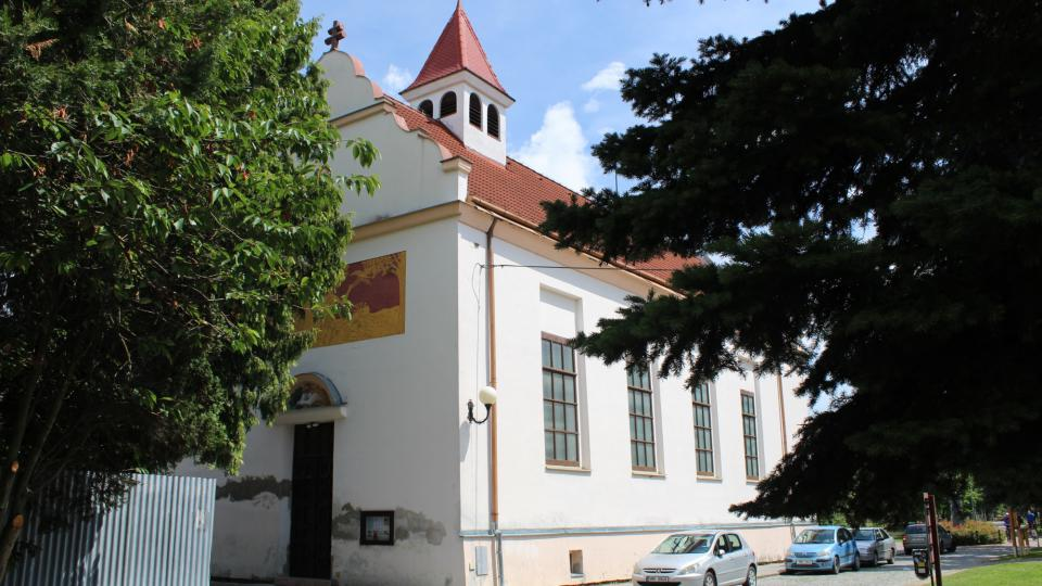 Husův sbor v Litovli