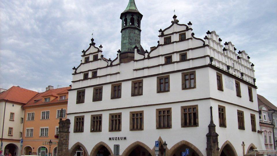 Budova Oblastního muzea Litoměřice
