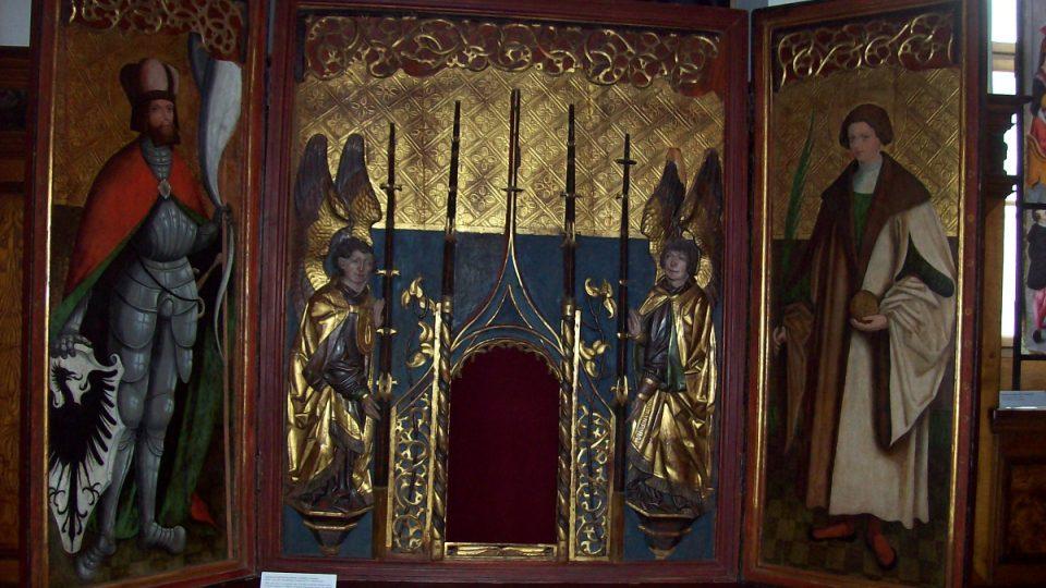 Husitský oltář