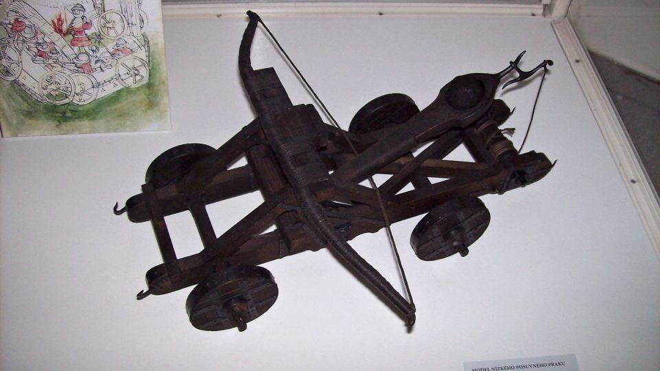 Model zbraní