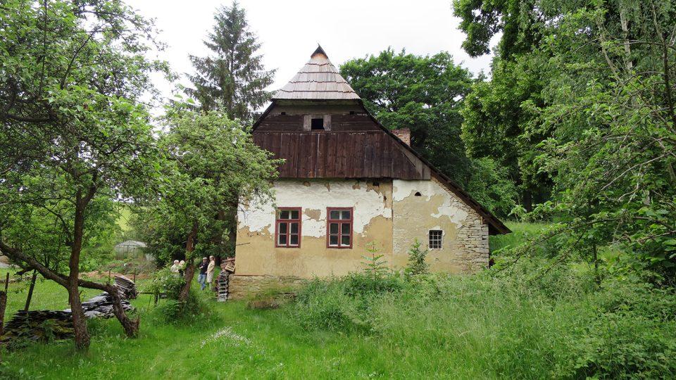 Chalupa č.p. 171 v Čisté u Litomyšle