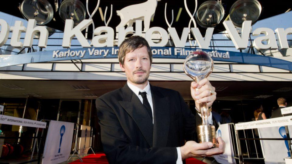 Křišťálový globus získal americký režisér Diego Ongaro za film Bob a stromy