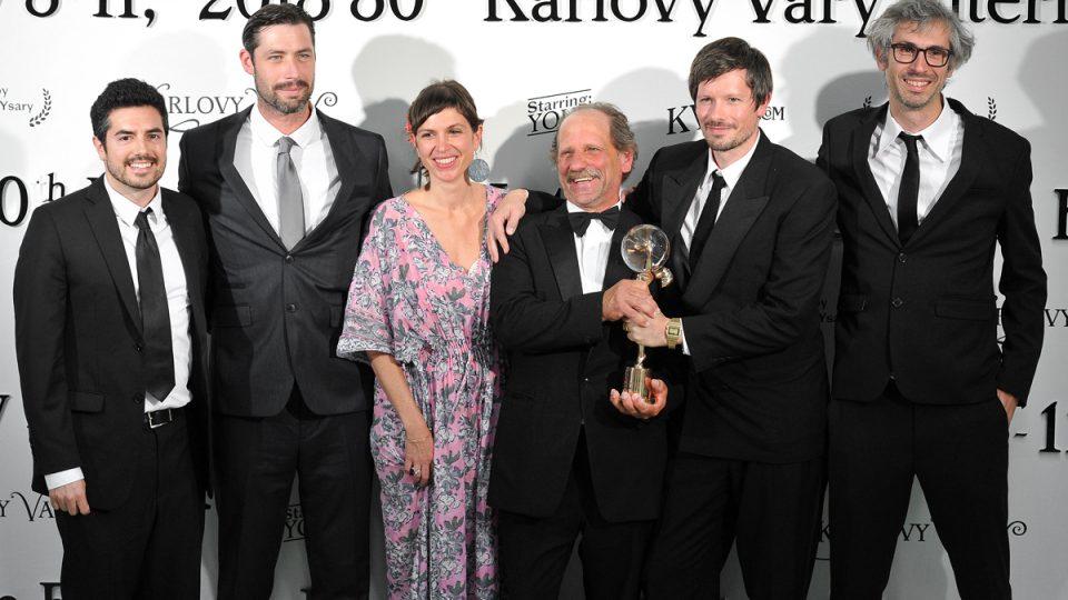 50. Mezinárodní filmový festival Karlovy Vary, Bob a stromy (Velká cena - Křišťálový glóbus): delegace k filmu