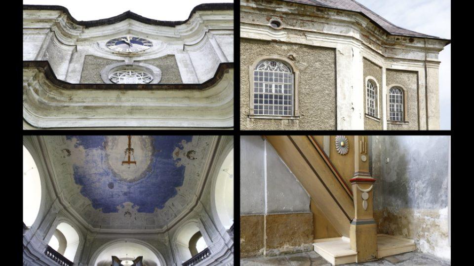 Unikátní kostely na Broumovsku - Bezděkov