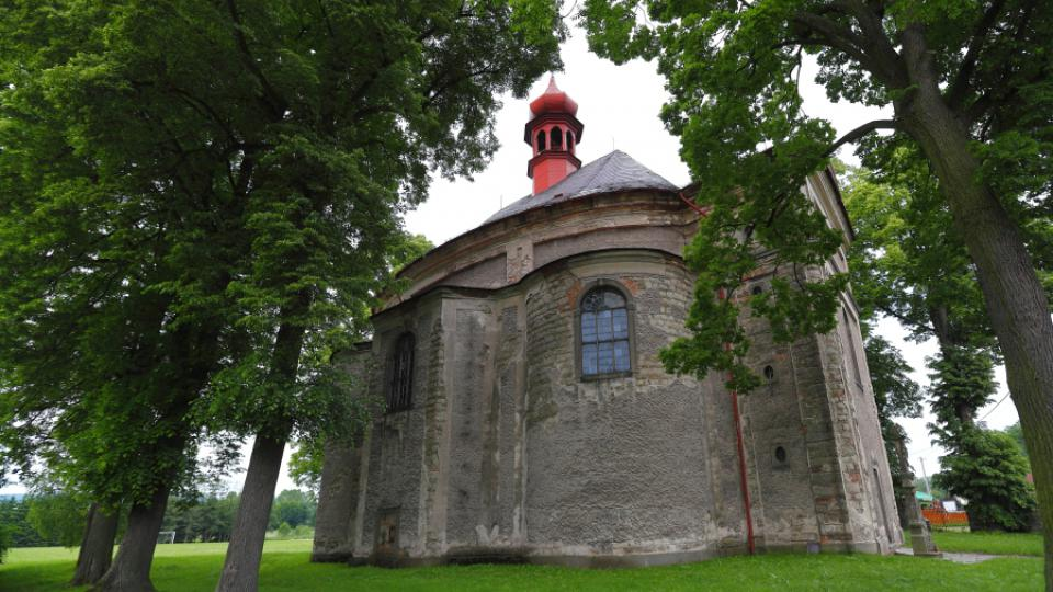 Unikátní kostely na Broumovsku - Otovice