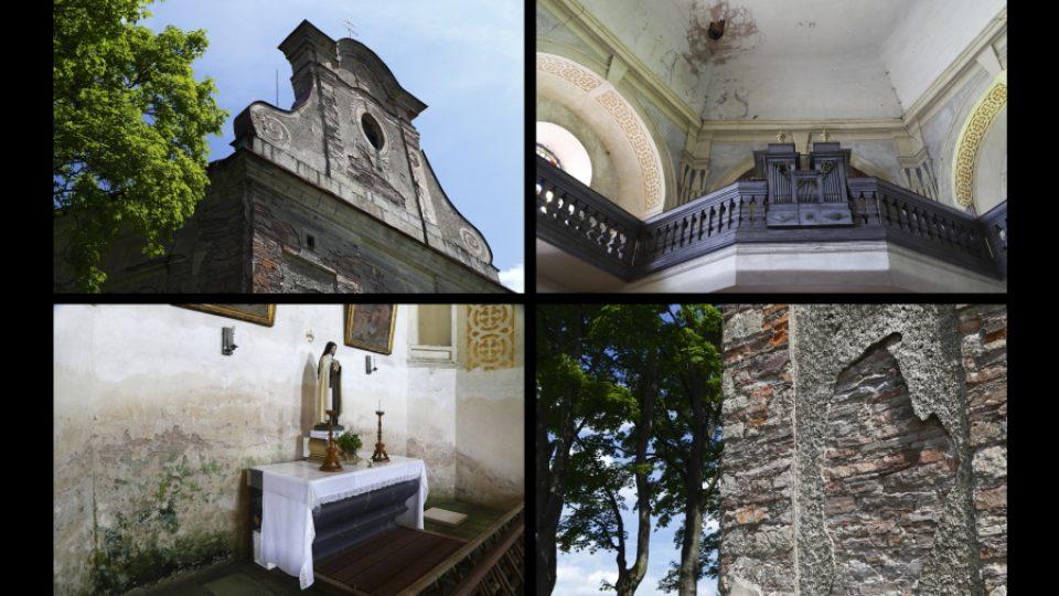 Unikátní kostely na Broumovsku - Ruprechtice