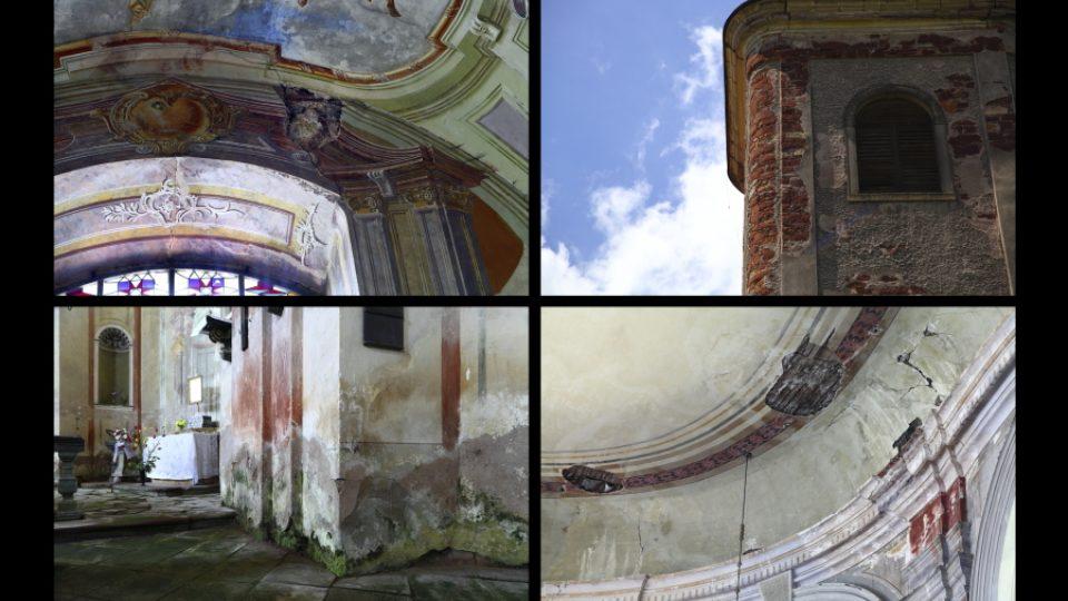 Unikátní kostely na Broumovsku - Vížňov