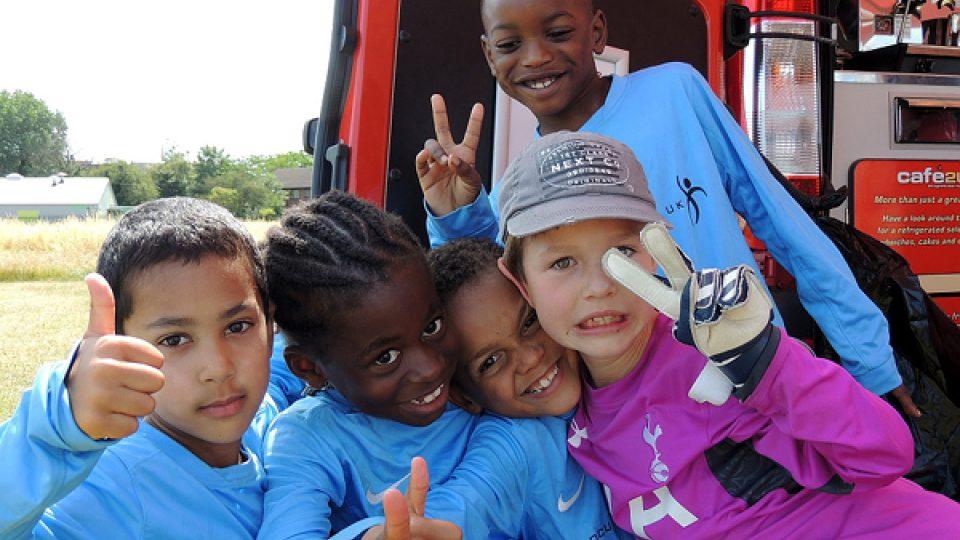 Tým Focus Football vyhrál turnaj v Eppingu v kategorii Under7