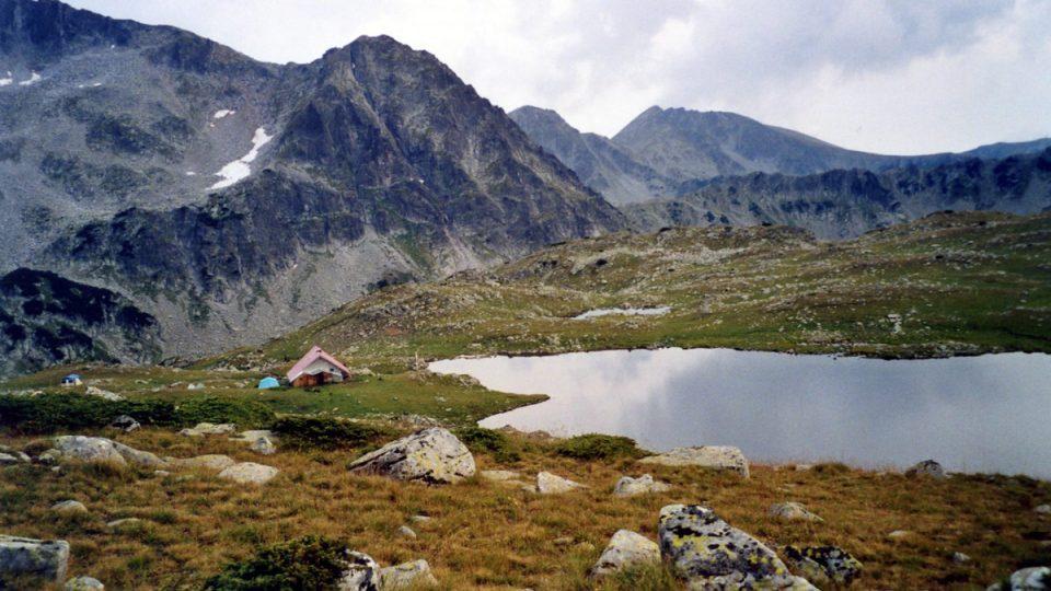 pohoří Rila, Bulharsko