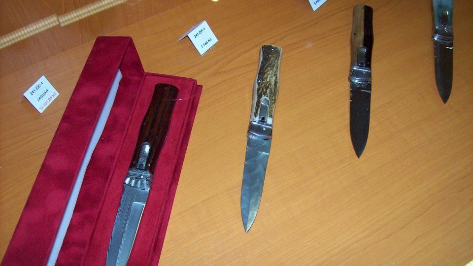 Variace nože Predator